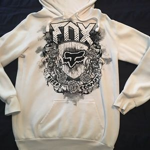 Small Fox Racing hoodie